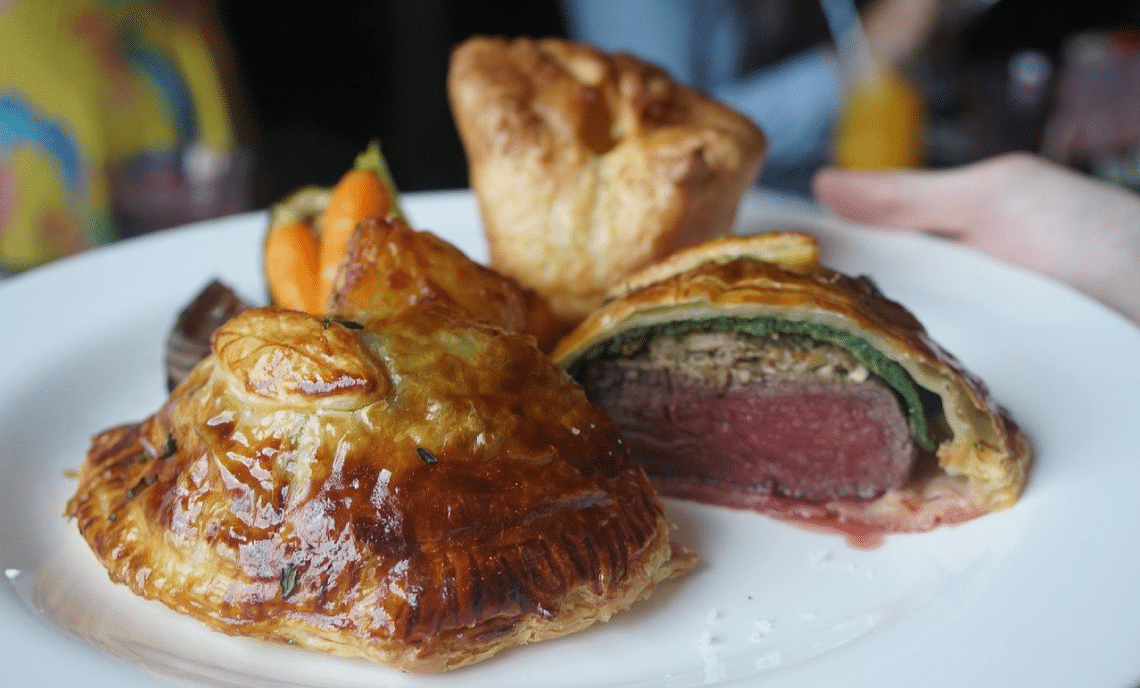 Learn how to make the world famous Christmas beef wellington recipe that is sure to be a hit this Christmas.