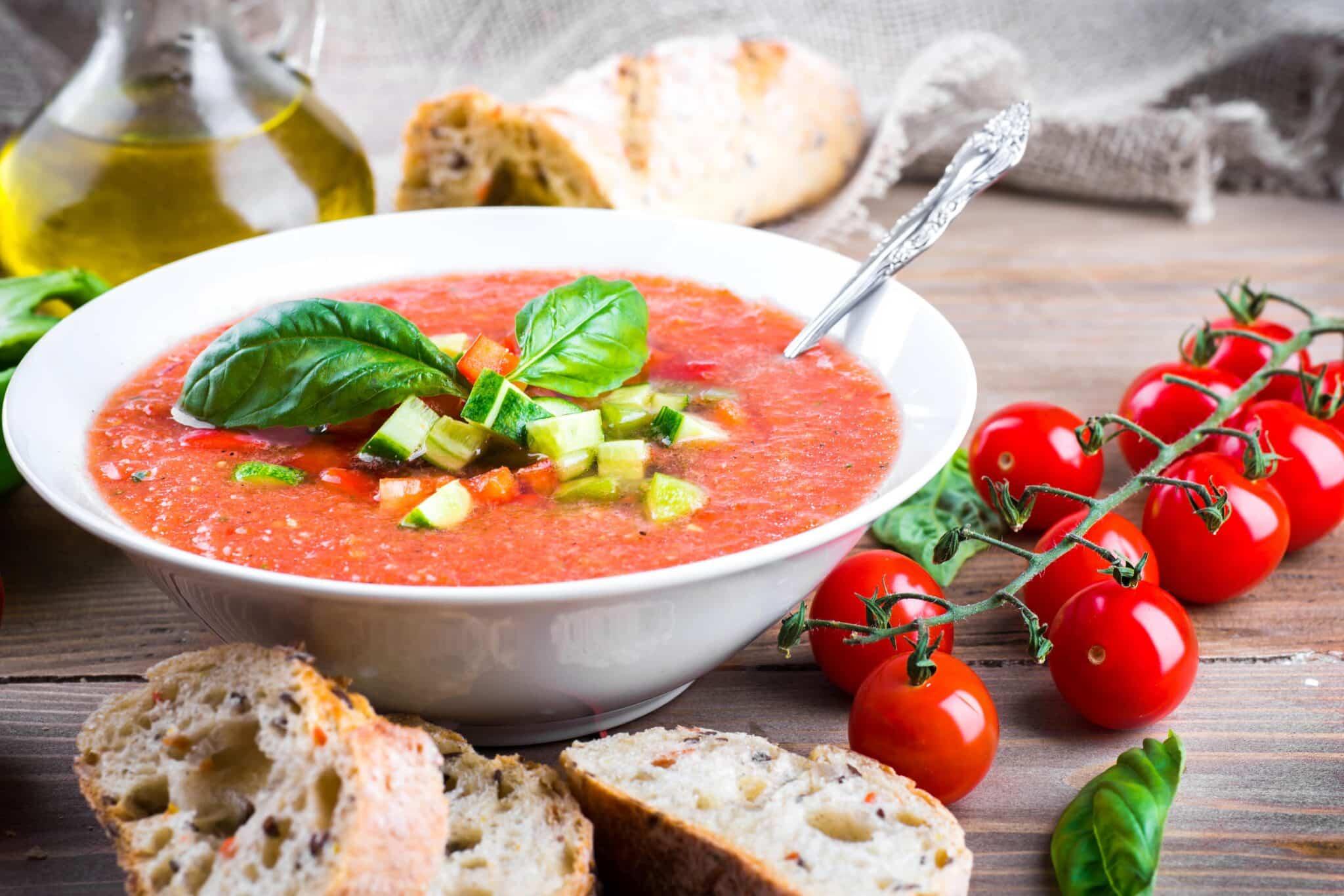 summer soup ideas